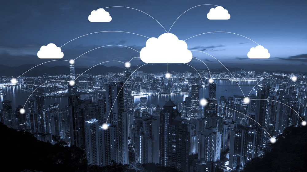 IAAS & Public Cloud Solutions - IT Support Manchester